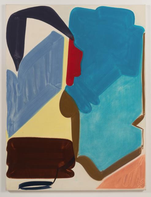 , 'Blue Enclosure II,' 2017, Kate MacGarry