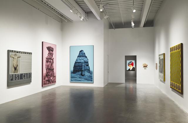 "Llyn Foulkes, 'Installation: ""LLYN FOULKES"",' , New Museum"