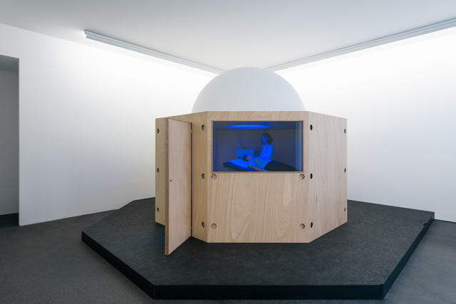 , 'Alien Exam,' 1989, Häusler Contemporary