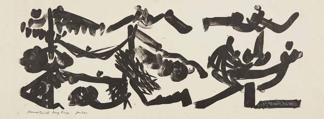 David Smith, 'Untitled (Family)', 1954, Phillips