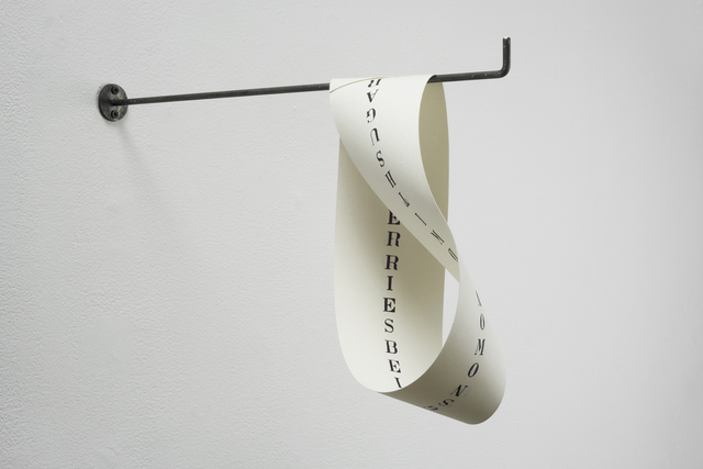 , 'Mobius Strip,' 2007, Ronald Feldman Gallery