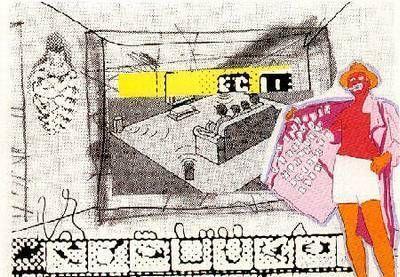 , 'Filmvorführung,' 1998, Galerie Hans Mayer
