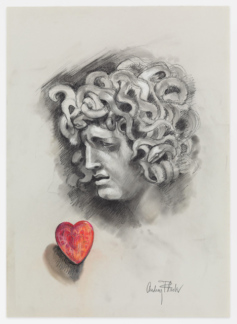 , 'Medusa's Heart,' 2011, Hollis Taggart Galleries
