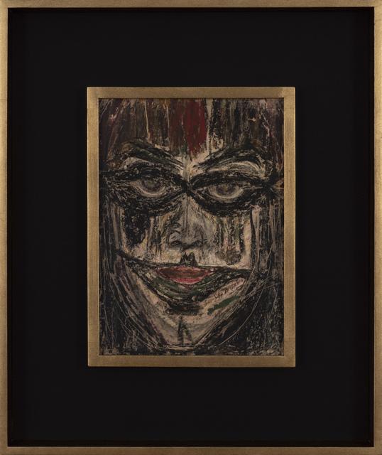 , 'Semiha Berksoy Self- Portrait,' 1959, Galerist