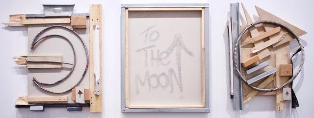 , 'de Plume To The Moon,' 2017, de Plume Gallery