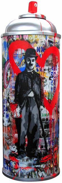 , 'Chaplin,' 2017, Contessa Gallery