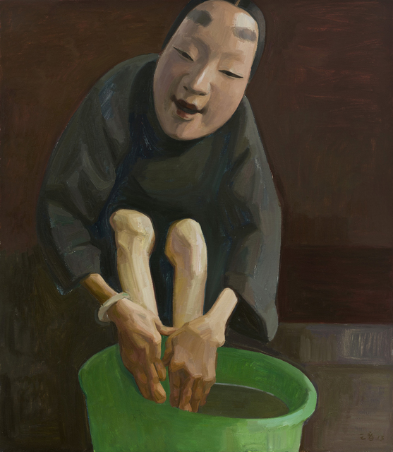 , 'Untitled,' 2013, Platform China