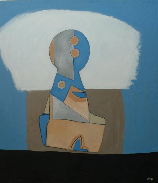 Mattea Perrotta, 'She Confided in her Burka', 2017, LAMB Arts
