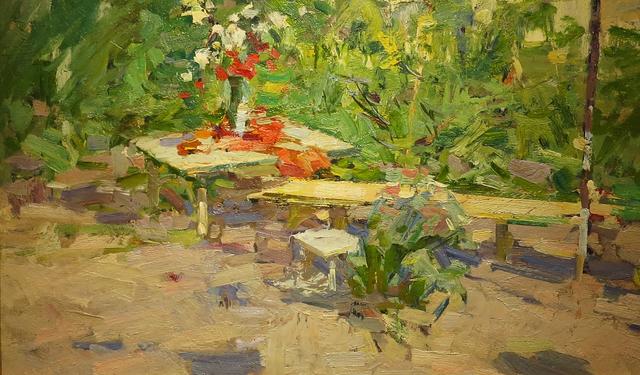 , 'In the Garden,' 1979, Gallery 901