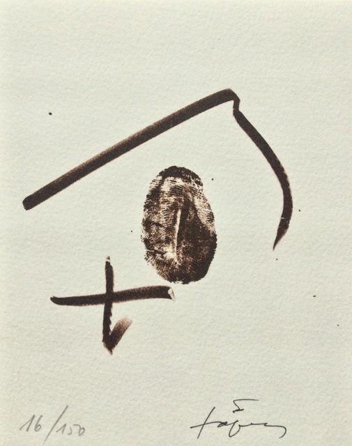 , 'Untitled,' 2002, Galerie AM PARK