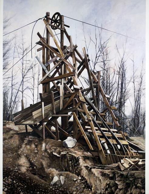 , 'Becher I,' 2009, Max Estrella