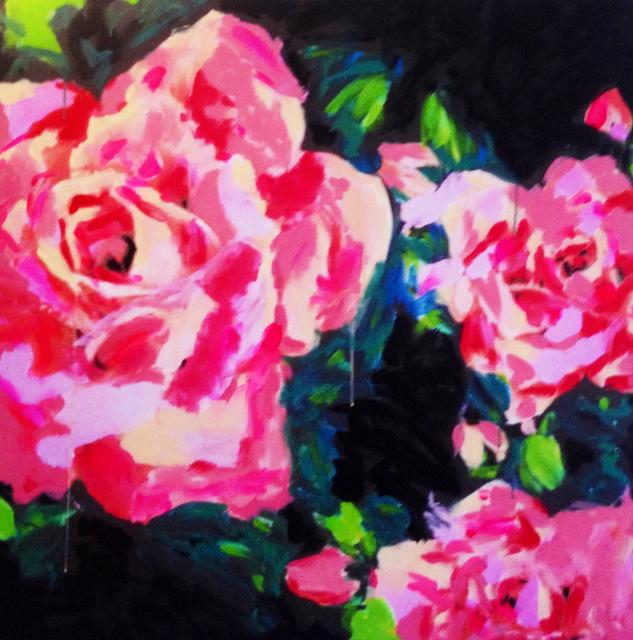 , 'La Rosa,' 2016, Back Gallery Project