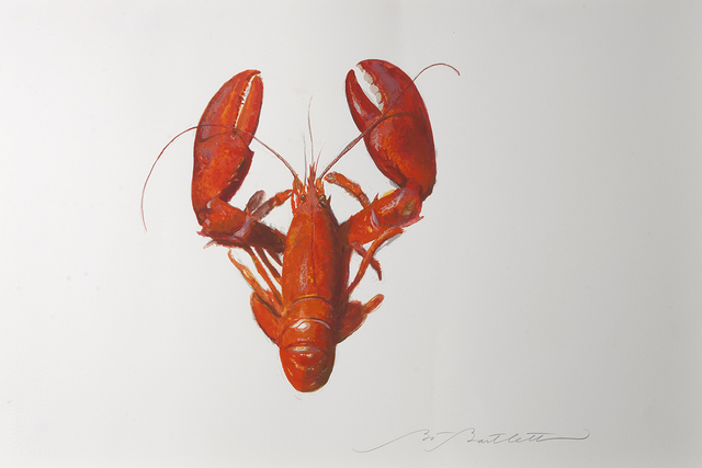 , 'Lobster,' 2018, Dowling Walsh