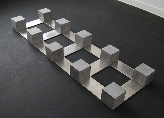 , 'BELGICA TIN Tetraquad,' 1990, Konrad Fischer Galerie