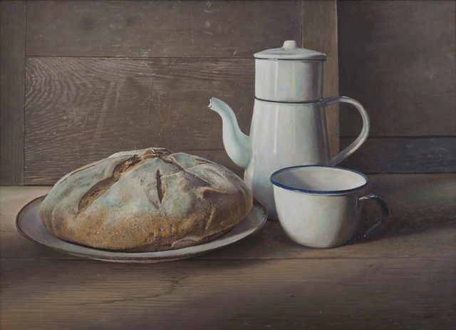, 'Sourdough,' 2018, Vose Galleries