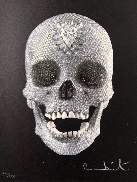 Damien Hirst, 'For the love of God', ca. 2009, Aura Gallery