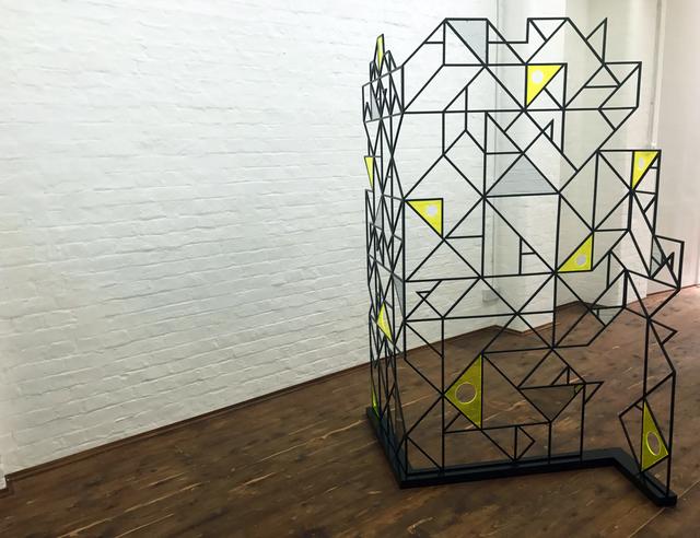, 'Stele II,' 2017, Rokeby Gallery