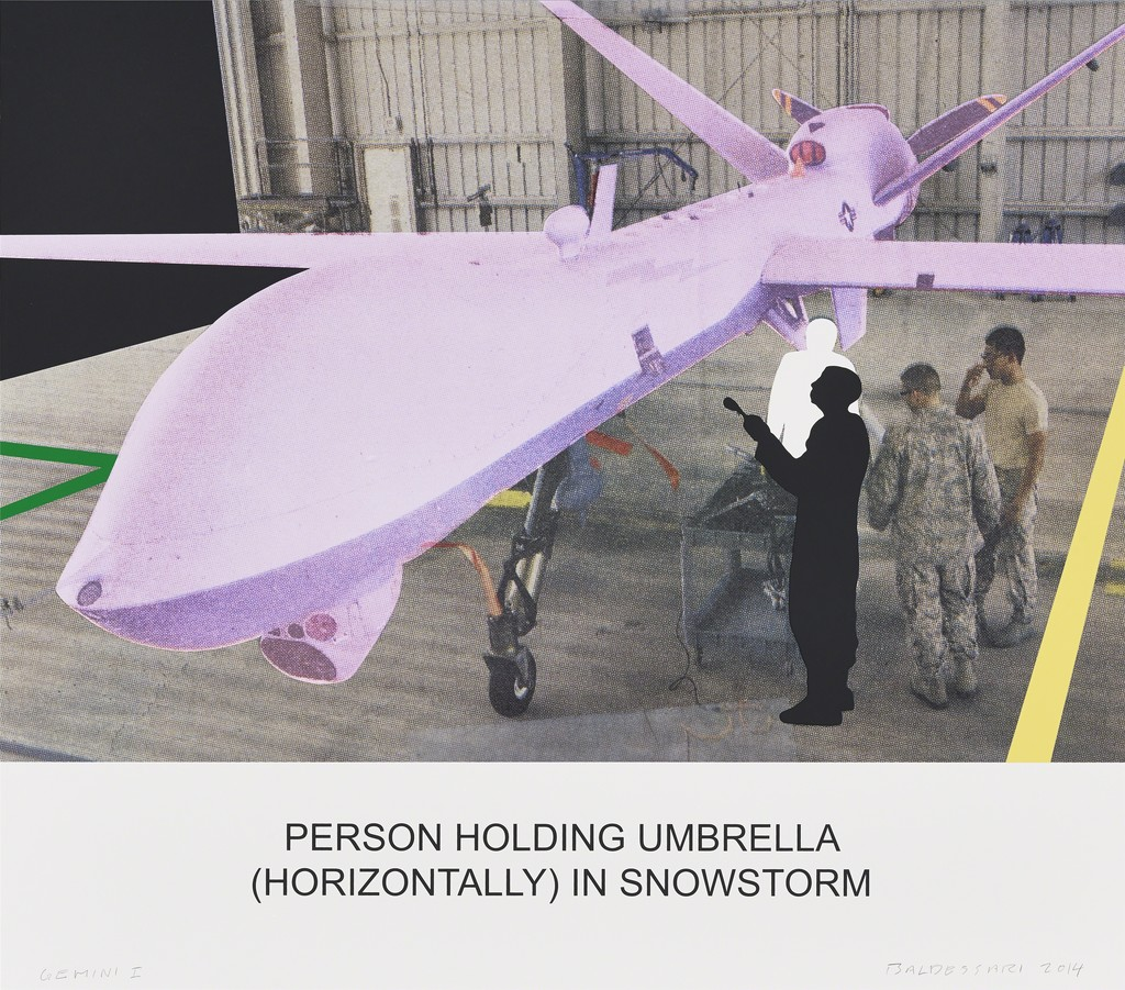 The News: Person Holding Umbrella