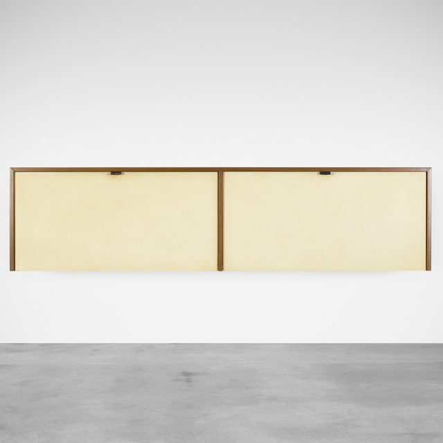 Florence Knoll, 'hanging cabinet, model 121 W-1', 1947, Wright