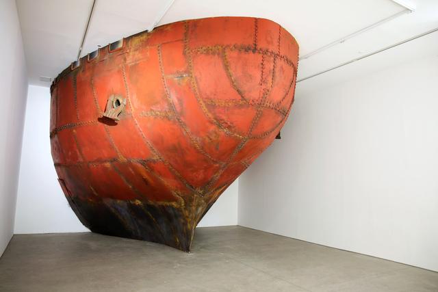 , 'Icebreaker,' 2016, Richard Taittinger Gallery