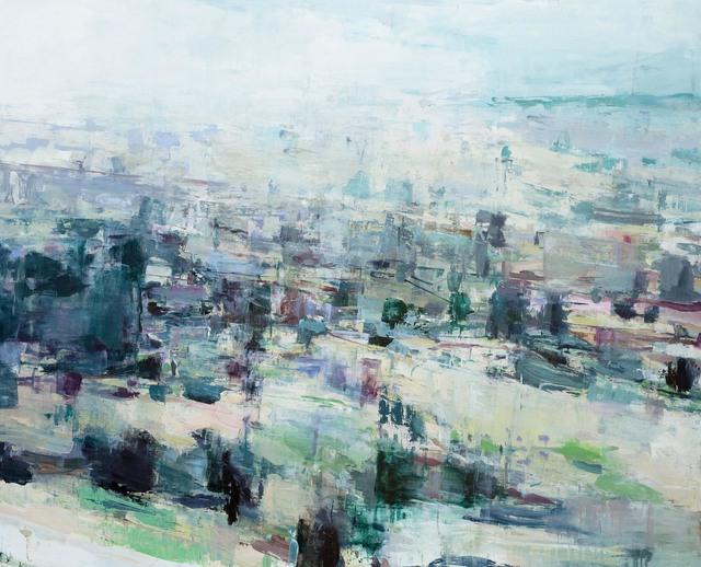 , 'Ridge,' 2014, Julie Nester Gallery