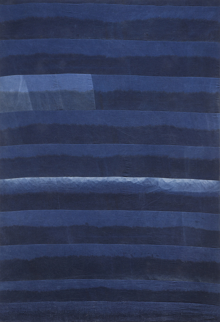 , 'Untitled (indigo),' 2017, Kadel Willborn