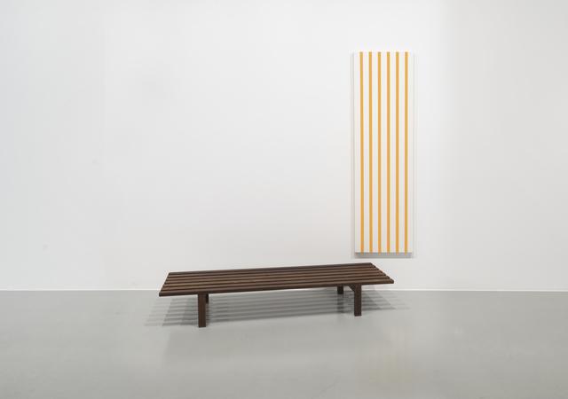, 'Life Is a Bench (Furniture Sculpture),' 2014, Galerie Mehdi Chouakri