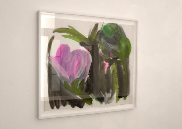 , 'the other planet V,' 2017, Galerie Reinthaler