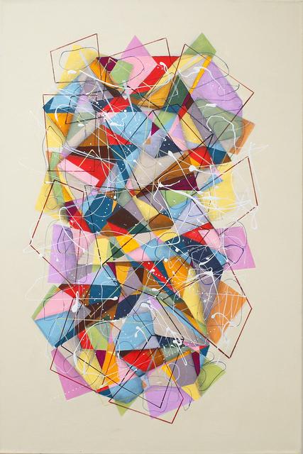 , 'Dust Shuffle,' 2015, Art Attack SF