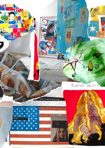 , 'dreaming my life,' 2012, Artdepot