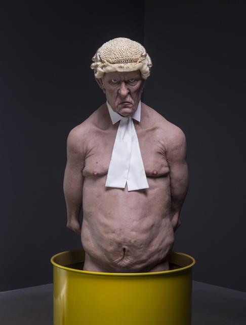 , 'The Justice,' 2017, Arken Museum of Modern Art