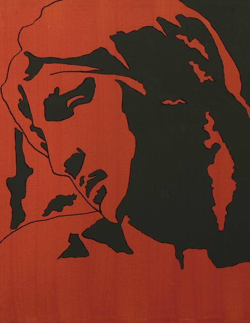 Tano Festa, 'From Michelangelo', executed in 1978, Pandolfini