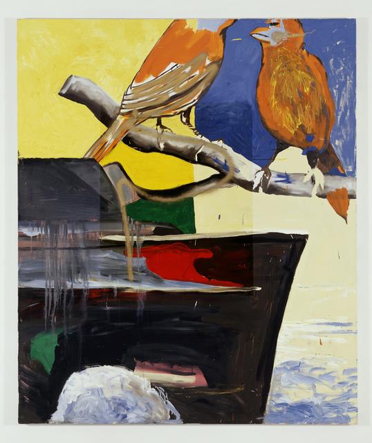 , 'Untitled (Krieg böse),' 1991, Hauser & Wirth