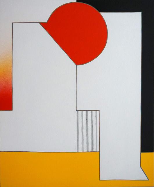 , 'ひとのかたち_T20-1,' 2015, Aki Gallery