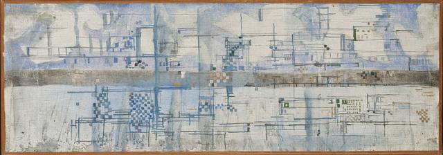 , 'Sans Titre,' 1949, Omer Tiroche Gallery