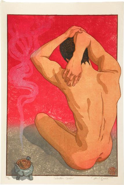 Paul Binnie, 'Celadon Censer', 2004, Scholten Japanese Art