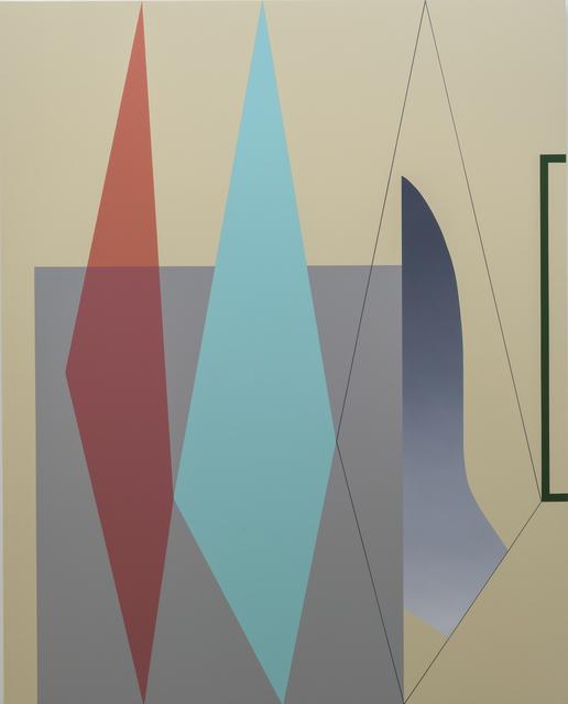 , 'Rossignol,' 2015, Galerie René Blouin