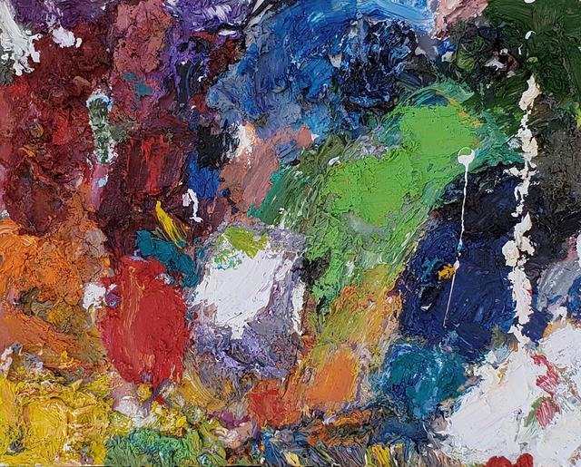 Marcel Kahhak, 'Palette/1', 2011, Kahhak Fine Arts