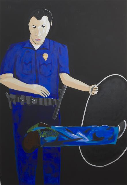 , 'Black Magic,' 2018, Chimento Contemporary