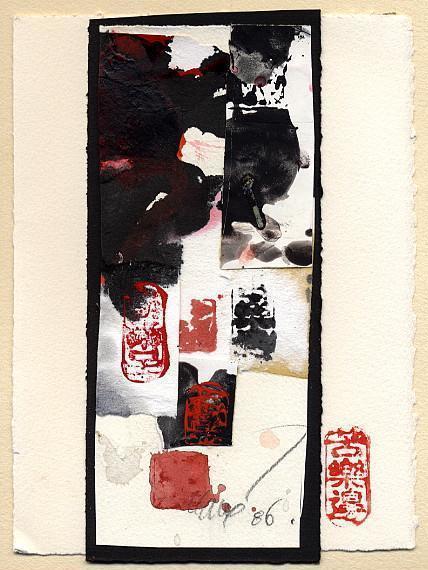 , 'S.T.,' 1986, Galeria Joan Gaspar