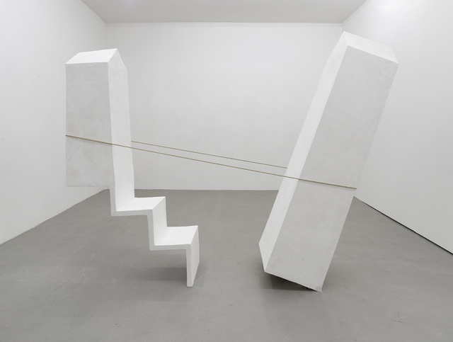 , 'Balancierende Türme (Balancing Towers),' 1989, Kadel Willborn