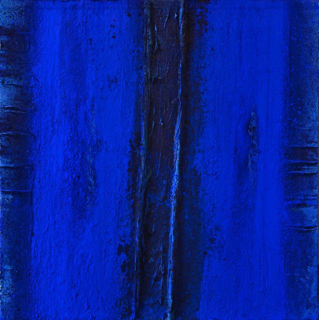 , 'Blu Eden,' 2013, Opera Gallery
