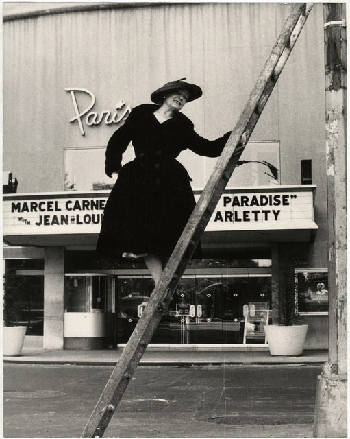 , 'Paris Theater, New York City ,' ca. 1968-1976, New York Historical Society