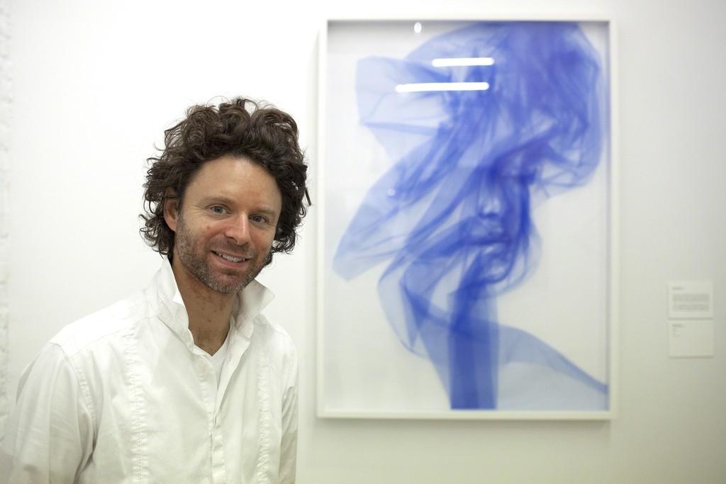 Benjamin Shine at BOCCARA ART Brooklyn Gallery