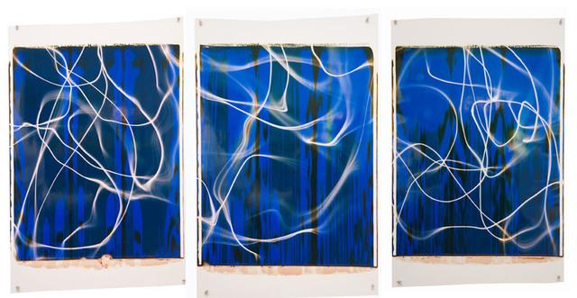, 'Untitled Penlight (Triptych), 2007,' 2007, JHB Gallery