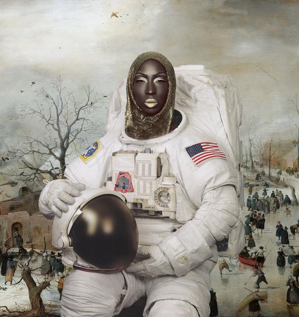 , 'Astronaut,' 2016, Dan Gallery