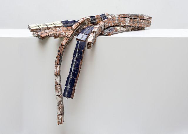 , 'Castillo III,' 2018, Galería Hilario Galguera