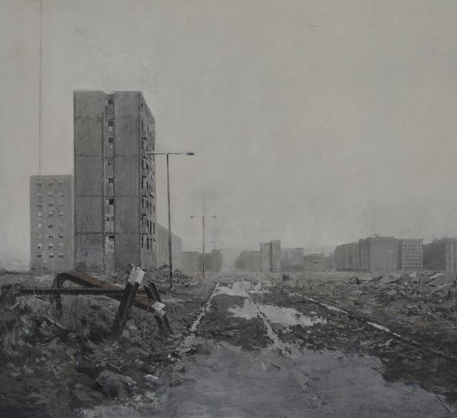 , 'Ciudad fantasma,' , Sala Parés