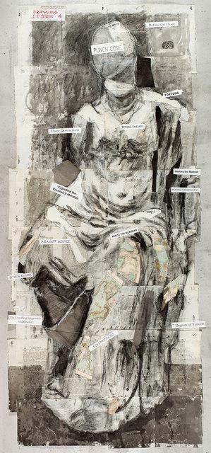 , 'Broken Sculptures and 3 Distractions,' 2013, Goodman Gallery