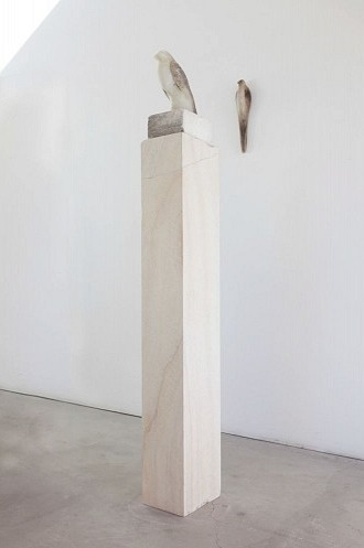 , 'Soft White Bird,' 2013, Sears-Peyton Gallery